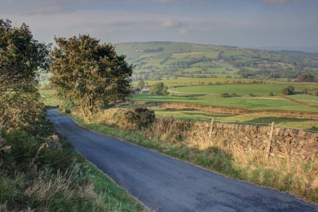 Road to Roche Grange