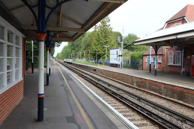 Horsley Station