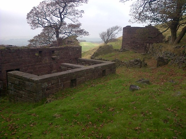 Roach End, view from the back