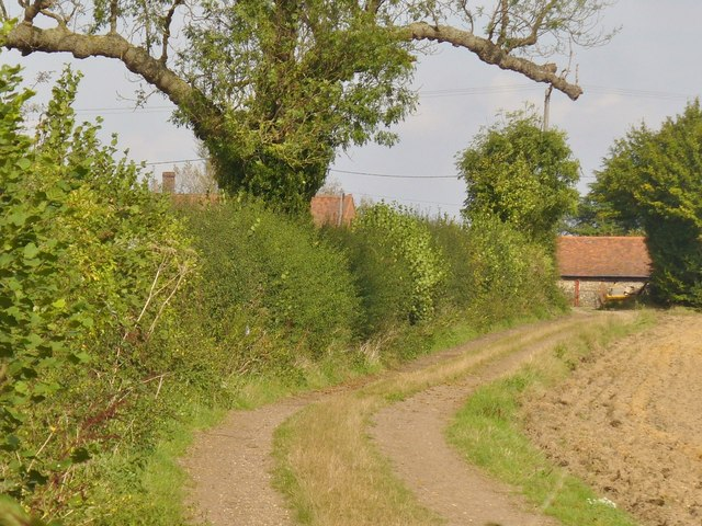 Path to Corner Farm