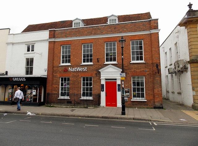 NatWest Lymington
