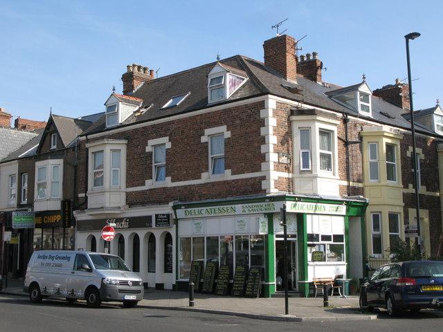 Smithy's Delicatessen, Station Square, NE26