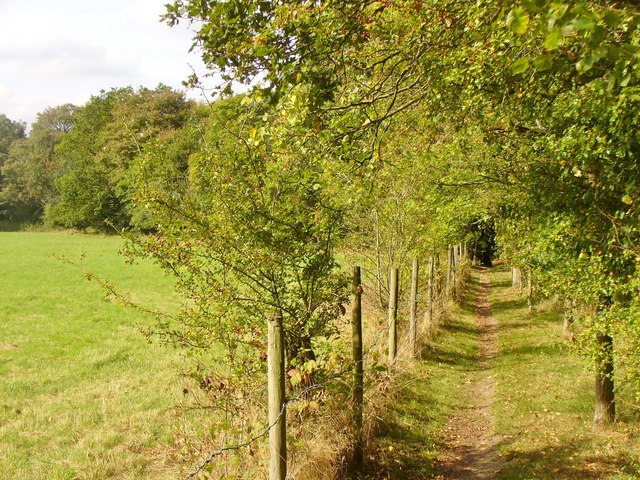 Bedmond - Footpath