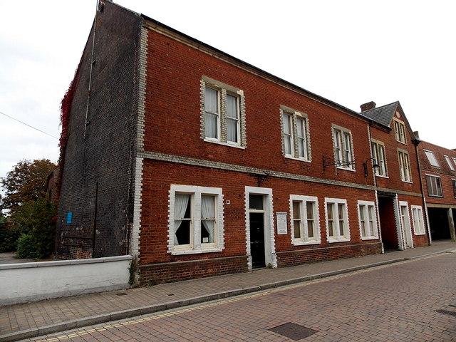 The Literary Institute in Lymington
