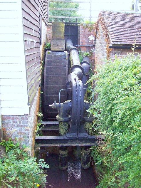 Bateman's Water Turbine