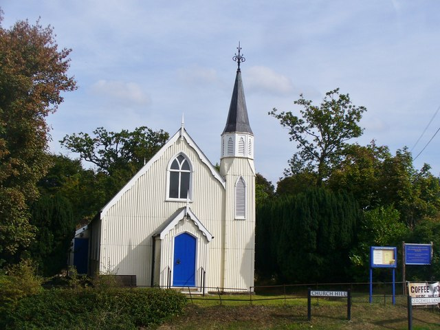 Bedmond - Church