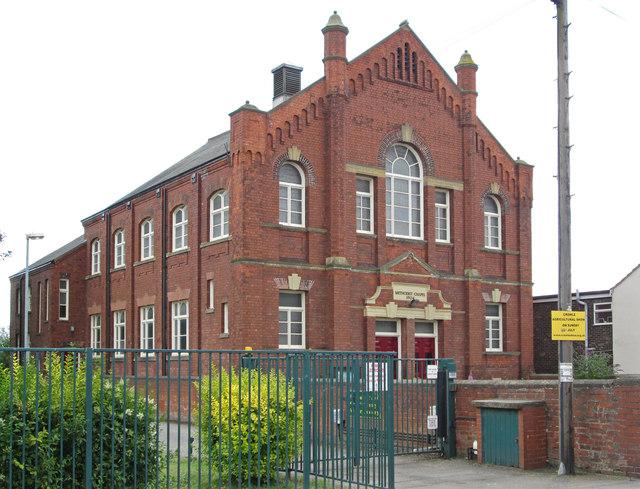 Crowle - Methodist Chapel
