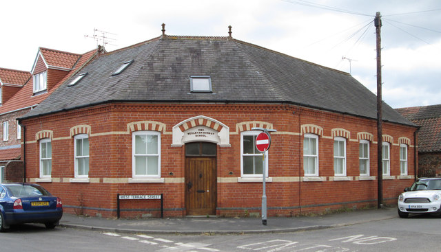 Crowle - former Wesleyan Sunday School