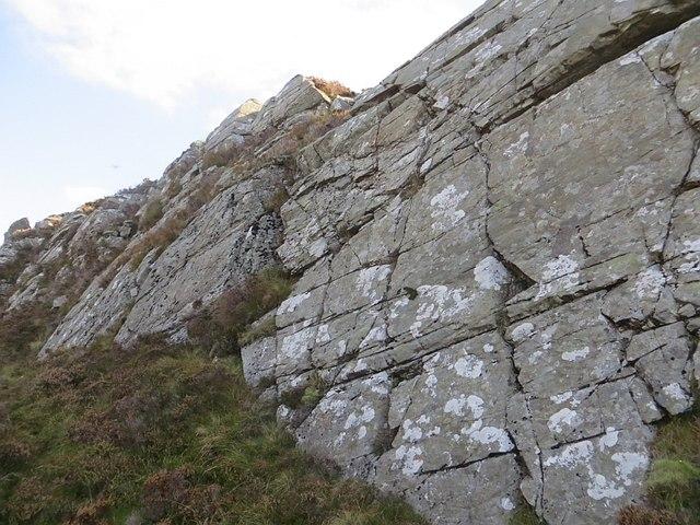 Crag, Coire nan Dearc