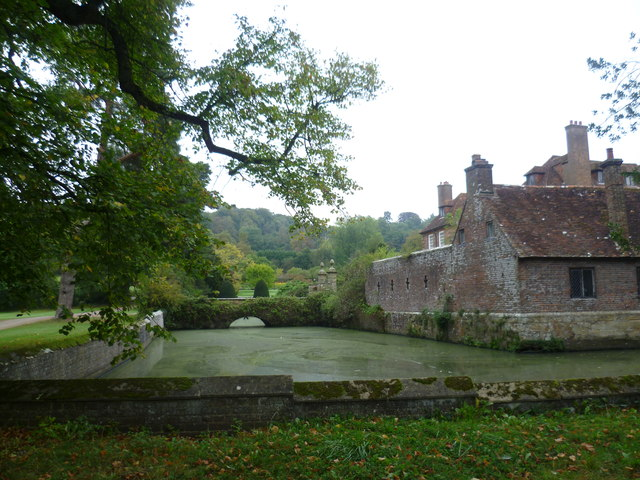 Groombridge Place from the south