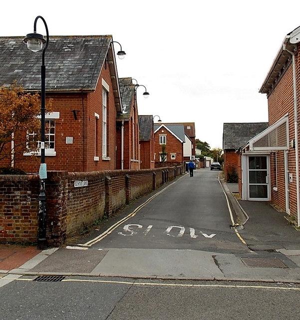 School Lane, Lymington