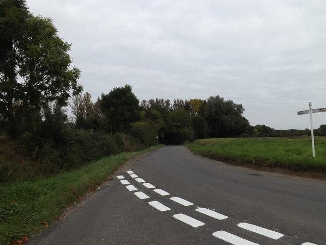Low Road, Shelton