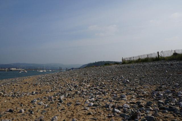 Wales  Coast Path towards Conwy
