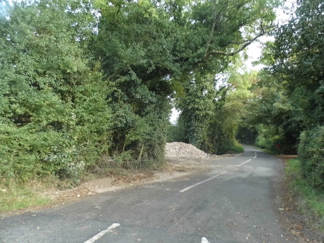 Cogman's Lane near Outwood
