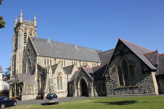 Holy Trinity Church, Llandudno