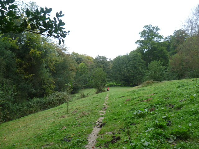 Footpath to Sproud's Wood