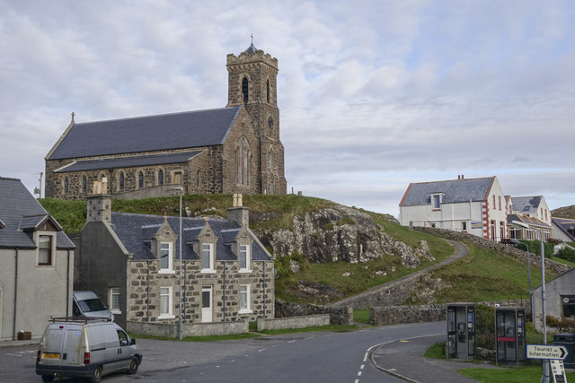 Church of 'Our Lady, Star of the Sea' Castlebay
