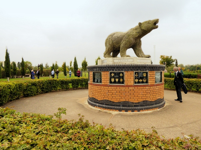 Polar Bear Memorial, NMA