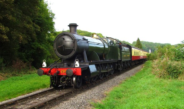 Great Western power on the NYMR