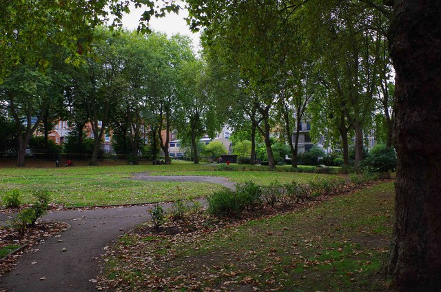 St. James Gardens, Cardington Street, Camden, London
