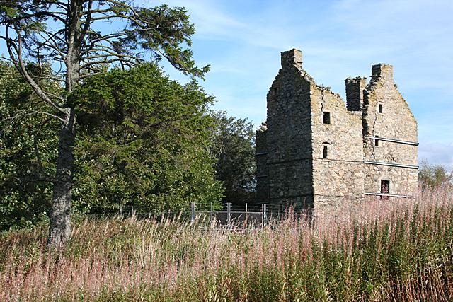 Blairfindy Castle