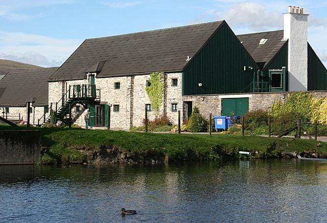 The Glenlivet Distillery Visitor Centre