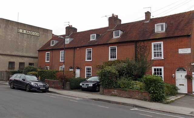Newington Place, Lymington
