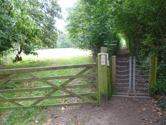 The Tunbridge Wells Circular Walk leaving Speldhurst