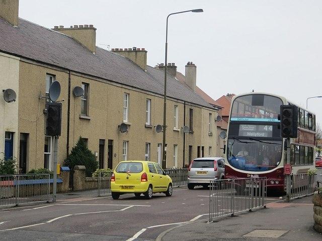 No. 44 bus, Wallyford