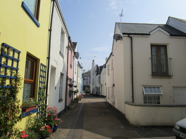 French Street, Teignmouth