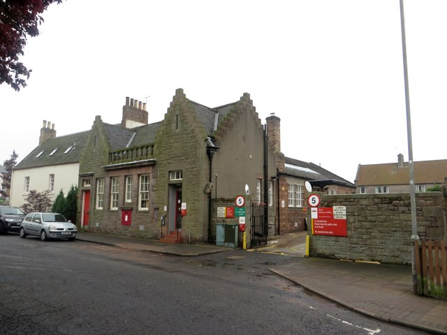 Royal Mail Delivery Office, Duns