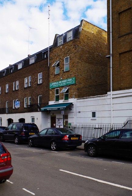 Euston Mosque, Starcross Street, Camden, London