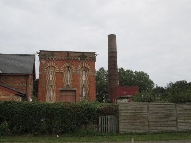 Waterworks  Atwick  Road  built  1878