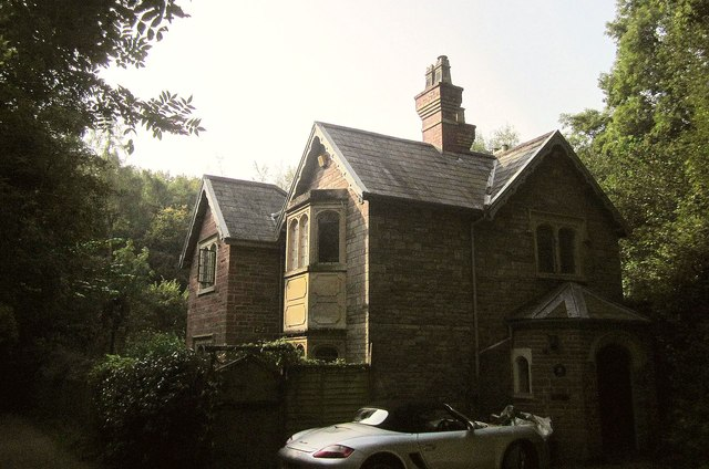 Oak Wood Lodge, Leigh Woods