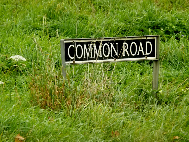 Common Road sign