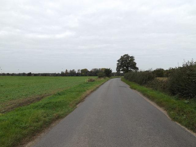 Common Road, Hardwick