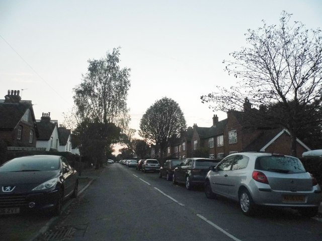 Kingscroft Road, Woodmansterne