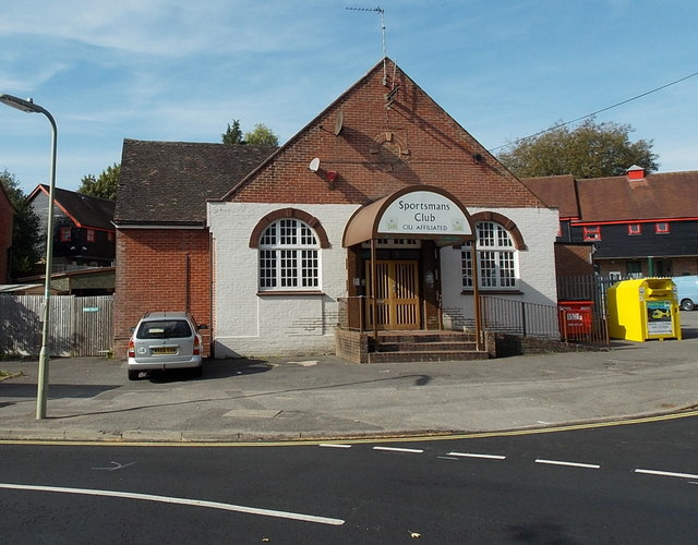 Sportsmans Club, Stanmore, Winchester