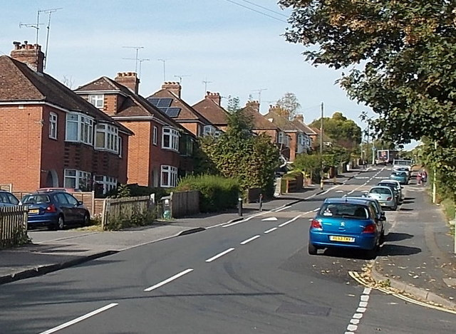 Stanmore Lane houses, Winchester