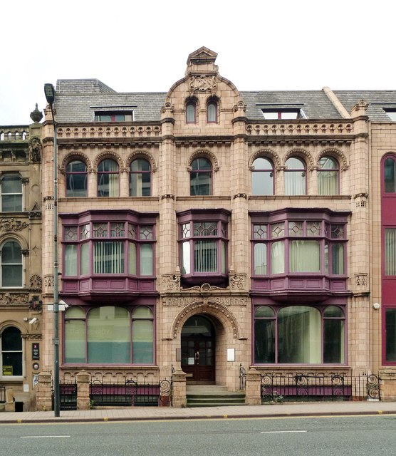 East Parade Chambers, Leeds
