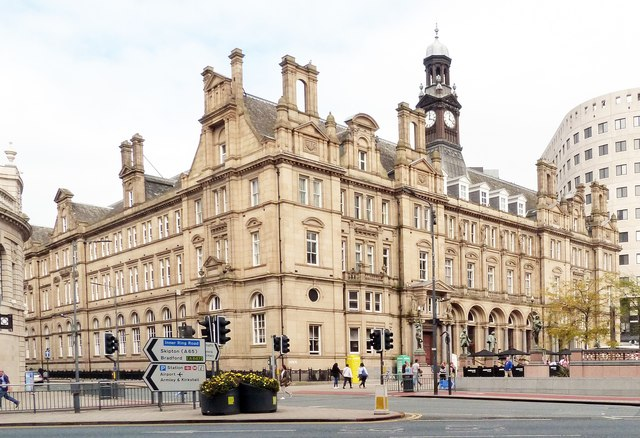 The Old Post Office, City Square