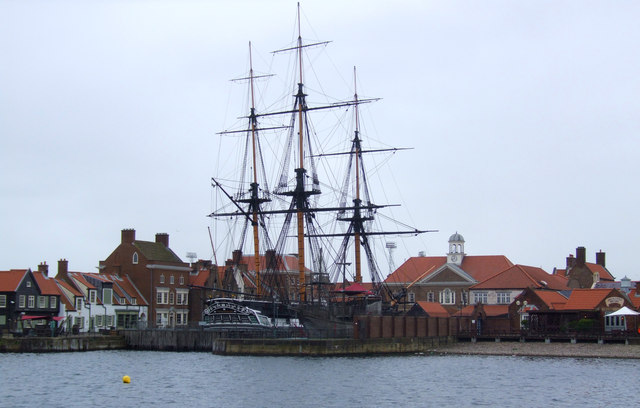 H.M.S. Trincomalee, Hartlepool Maritime Experience