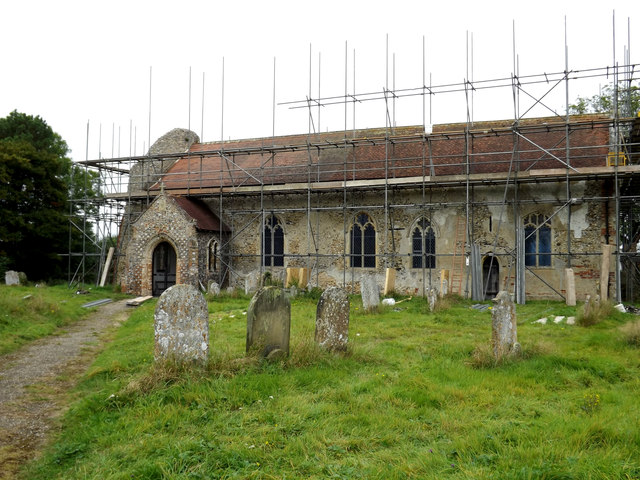 St.Margaret's Church, Hardwick