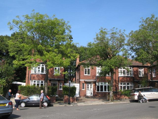 Huntingdon Place, NE30