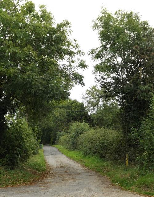 Chapel Lane, Hardwick