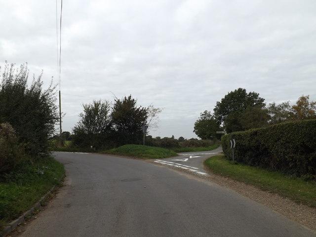 Hardwick Road, Hardwick