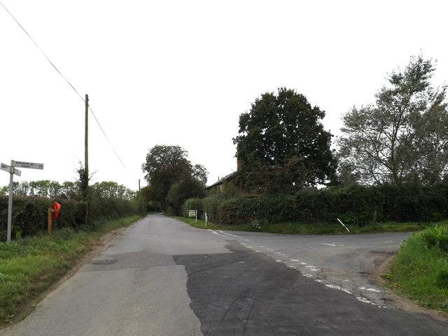 Hardwick Road, North Green
