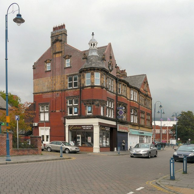 Co-operative Buildings