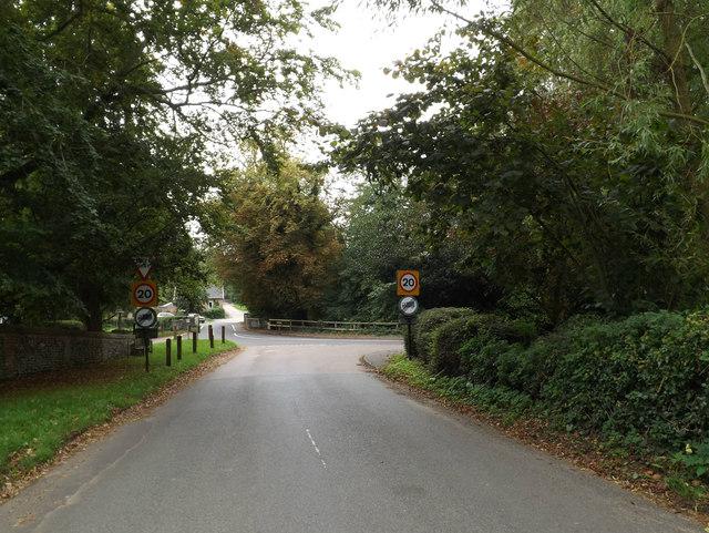 Church Hill, Starston