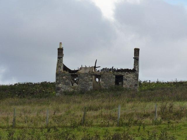 Buaile Mhic Lante, Finlaggan, Islay